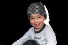Dětský chladící šátek Aqua CoolKeeper Scottish grey