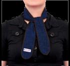 Chladící kravata Aqua CoolKeeper model II. Pacific Blue