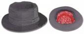 Chladící klobouk Aqua CoolKeeper Jeans Grey