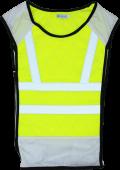 Chladící sportovní vesta Aqua CoolKeeper Neon Yellow