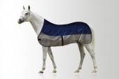 Chladící přehoz pro koně Aqua CoolKeeper Pacific Blue