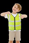 Chladící vesta Aqua CoolKeeper dámská a dětská Neon Yellow