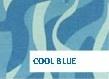 Chladící sedák na židli Aqua CoolKeeper Cool Blue