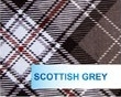 Chladící kravata Aqua CoolKeeper Scottish grey