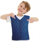 Chladící vesta Aqua CoolKeeper dámská a dětská Pacific Blue