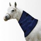 Chladící bandáž pro koně na krk Aqua CoolKeeper Pacific Blue